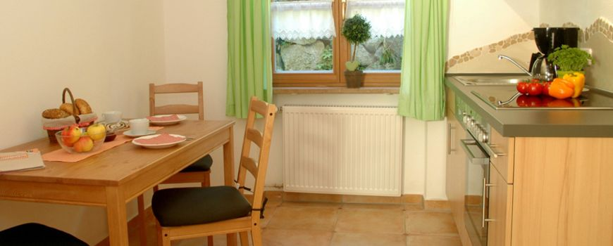 Sonnenhof Mittenwald Wohnung Bergwiese